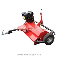 atv flail mower with forged hammer blades