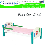 Lovely kindergarten kids cartoon bed for sale