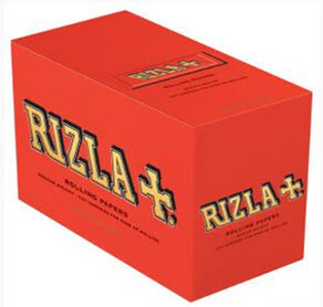 Rizla Rolling Papers Standard Red 100s