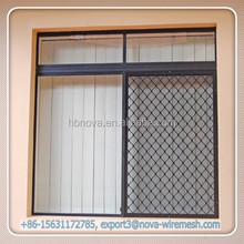 Low Price New Products Steel Security Grills/ Diamond Security Grilles(Professional manufacturer,good quality and best price)