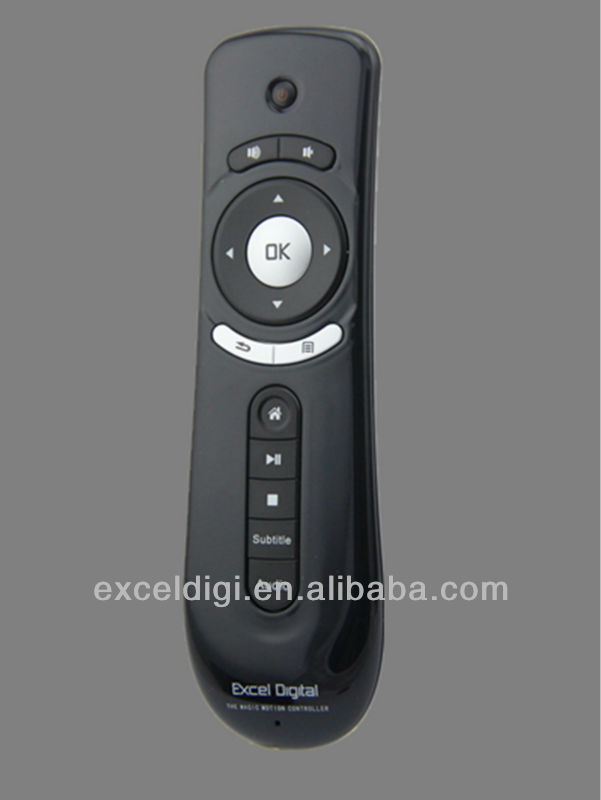3d android 2.4ghz wireless mouse for google TV Box