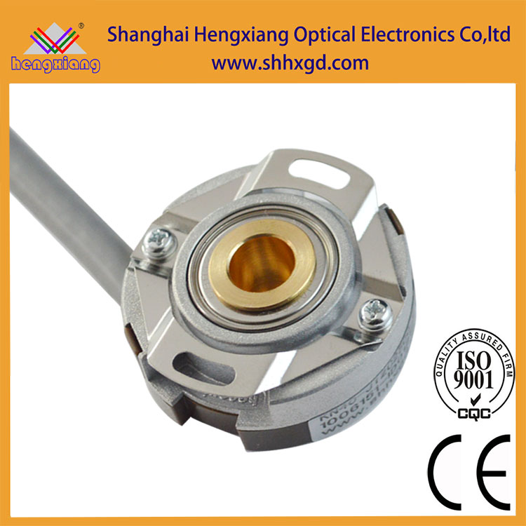 KN40 ultra-thin speed measuring encoder used in sensor or motor