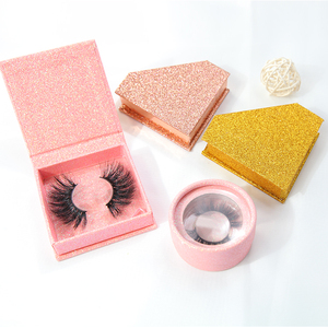 Discount Individual Cruelty Free Handmade 3d Mink False Strip Eyelashes