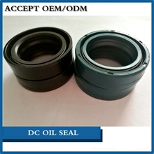 rubber seal DC type oil seal