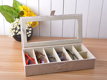 Sunglasses display case, Eyeglasses display case, Optical glasses display case