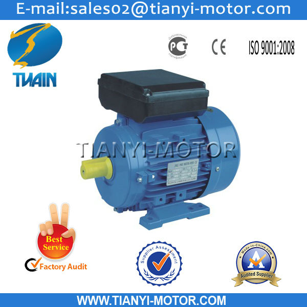 240V AC Electric Motor Auto Easy Maintenance