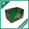 24 PACK BEER BOTTLES CORRUGATED CARTON BOX 330ML WINE SHIPPING PAPER CARRIERS MADE IN CHINA