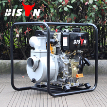 BISON(CHINA) BSD30 Portable Agriculture Irrigation 3 Inch 10 hp 178F Water Pump Diesel Engine