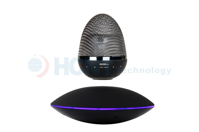 HCNT promotion levitating wireless speaker in the air with bluetooth