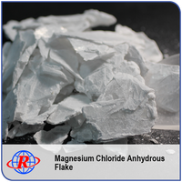 Competitive Price Magnesium Chloride Manufacturers Anhydrous White Flake 99%