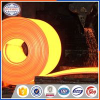 Passed DIN 2440 Test Ensure Quality1022 Carbon Galvanized Hot Rolled Steel Coil