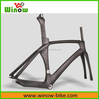 Winow Time trial carbon bicycle frame 100% full toray carbon 700c TT bike frame