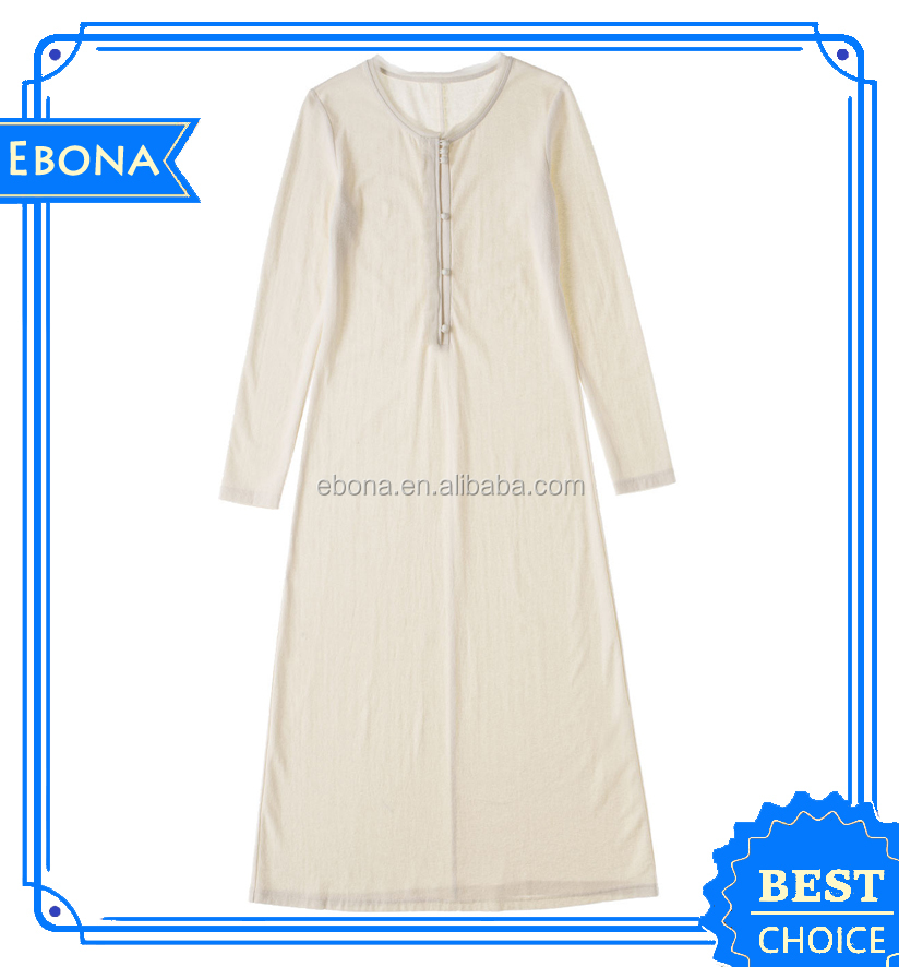 Latest Fashion Ladies Beautiful Long Simple Frocks Modern Women Plus Size Casual One Piece Maxi Dress Summer Casual Dresses