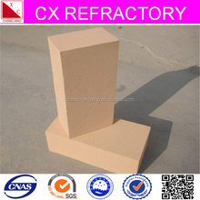 High quality light weight insulating brick