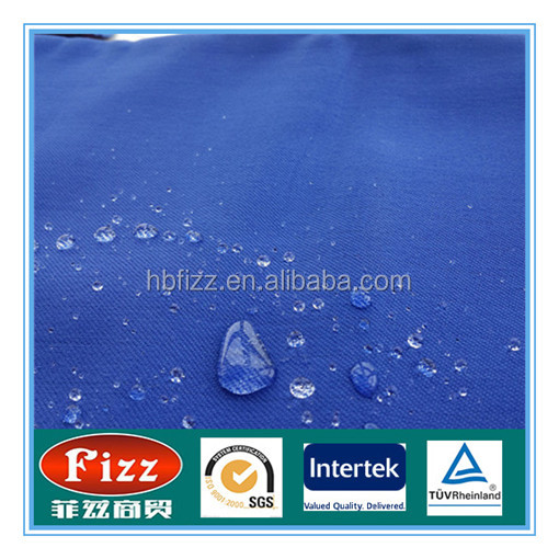 special functional acid and alkaline-proof oil- water proof twill fabric for workwear