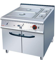 electric commercial bain marie cooking equipment