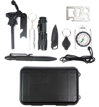 Top Survival Tool Gear Kit Multi-functional Disaster Emergency /Survival Gadgets
