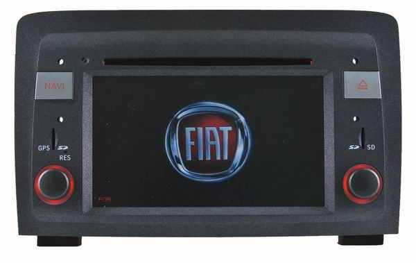 car dvd player for Fiat Idea(2003 to 2007) Lancia Musa(2004-2008) WS-8718