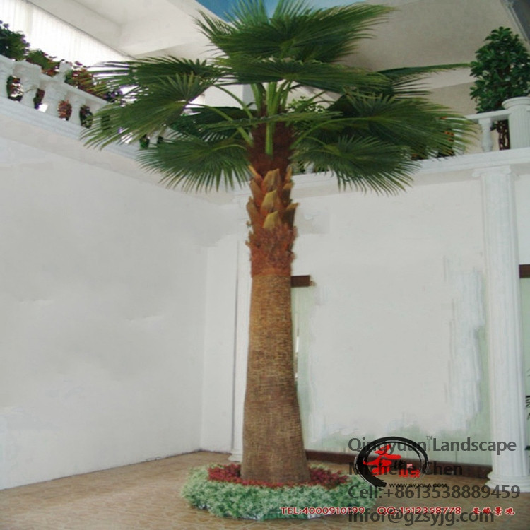Wholesale durable long life large outdoor artificial trees for sale