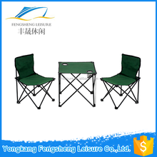 OEM outdoor cheap portable folding table and chairs set