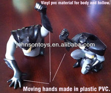 Hot vinyl pvc Batman action figures