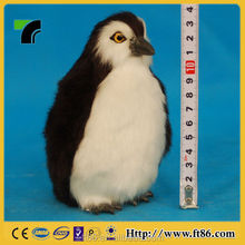 plastic customized south pole animals for garden decoration stuffed penguin
