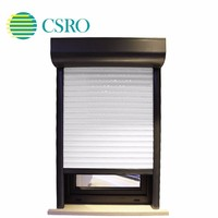 High-end customized security window roll up shutters