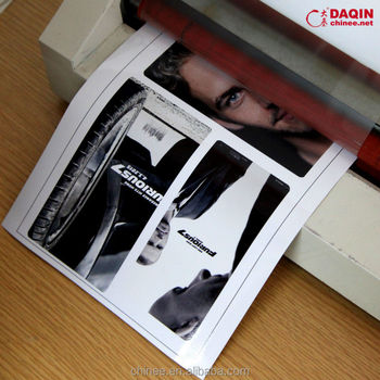 For sony playstation 3 console original sticker making machine