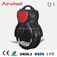 2016 wholesale new products Airwheel Q1 two-wheel hoverboard electric unicycle for sale