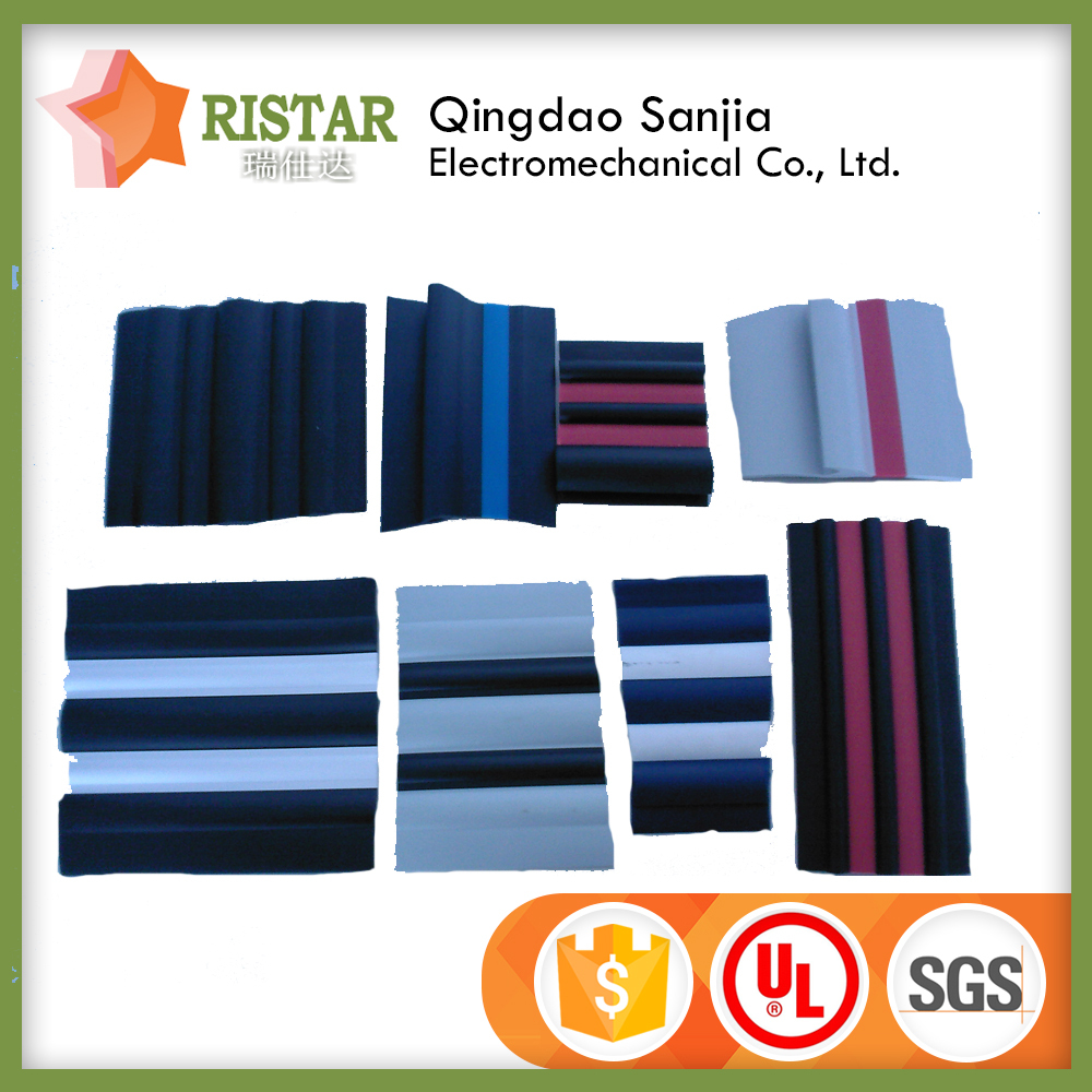 Alibaba Hot selling PVC plastic rubbing strakes cheap price list