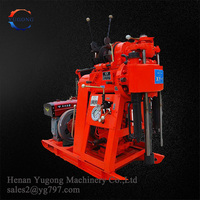 YG 180 trade assurance rockbuster r100 portable water well drilling rig for sale for sale with good quality