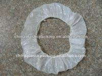 transparent PE disposable steering wheel covers