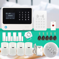 Wireless home security alarm system wireless home alarm security system gsm remote control relay instruction in russian