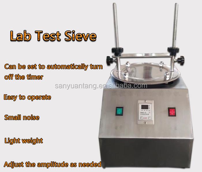 laboratory sieving machine