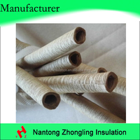 insulation materials crepe paper tube masking sleeving for transformer