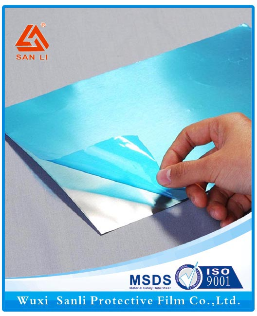 Factory direct sale aluminium composite panel pe protect film factory