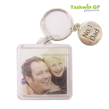 2015 custom made photo keychains with your own design