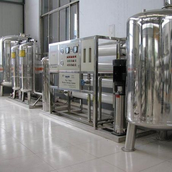 China gold supplier packaged drinking water purification treatment plant