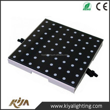 Wedding Party 8*8 Pixel LED Dance Floor Animation portable rgb wedding led dance floor
