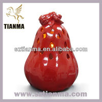Romantic fruit shaped table candle lamp light