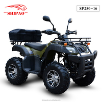 SP250-16 atv 250 with drive shaft parts and gear box