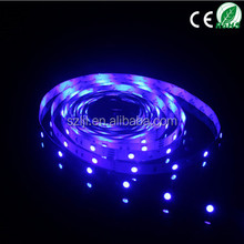Ice Blue/Red/Green/Blue/Yellow/White/RGB/UV emitting color 5050 UV led strip addressible