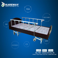 Supplier electric patient bed home care one function electric bed