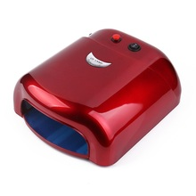 Professional uv nail lamp 36 watt portable nail art machine