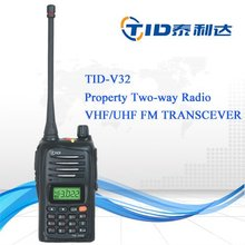 Td-v32 durable handheld 5watts uhf cheap cobra cb radio