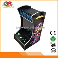 mini 60 in 1 cocktail table arcade game machine 10-in-1 game table for sale
