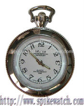 Round big pocket watch body