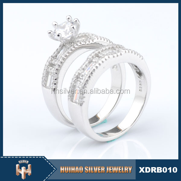 China factory price real 925 gay promise rings for women