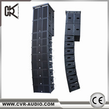Professional sound system 18 inch pa speaker active line array