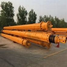 Sales! Well Quality Bauer Rotary Drilling Rig Friction Kelly Bar For Sale